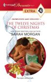 Book Cover Image. Title: The Twelve Nights of Christmas, Author: Sarah Morgan