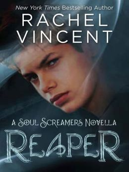 Reaper (Soul Screamers Series)
