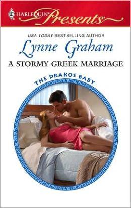 A Stormy Greek Marriage