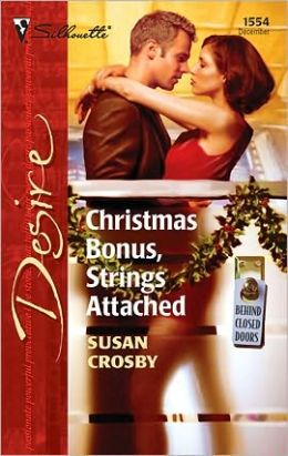 Christmas Bonus, Strings Attached (Behind Closed Doors Series)