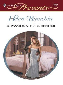 A Passionate Surrender