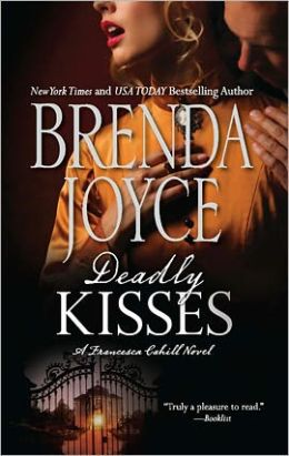 Deadly Kisses (Francesca Cahill Series #8)