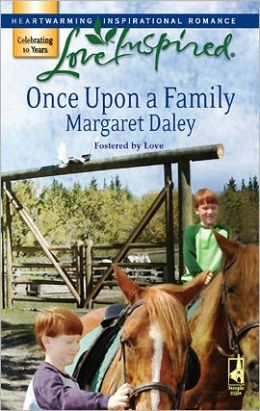Once upon a Family (Fostered by Love Series)