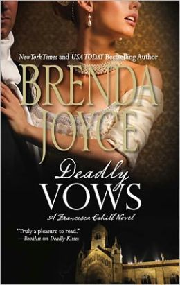 Deadly Vows (Francesca Cahill Series #9)