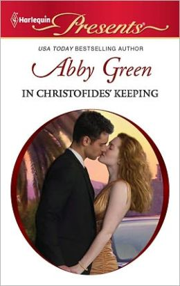 In Christofides' Keeping (Harlequin Presents #2979)