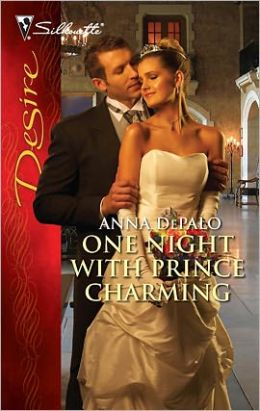 One Night with Prince Charming (Silhouette Desire #2075)