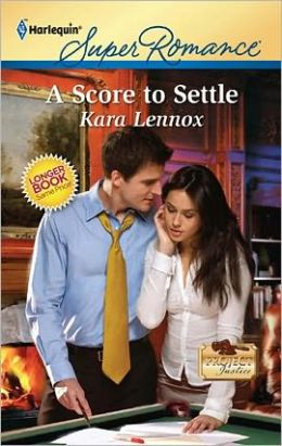 A Score to Settle (Project Justice Series)