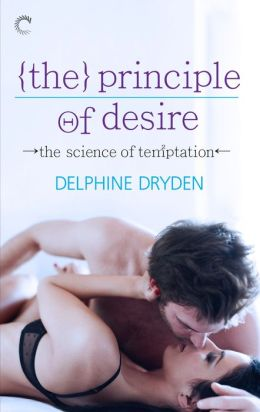 The cover of Principle of Desire by Delphine Dryden