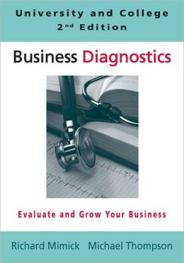 Business Diagnostics University and College 2nd Edition