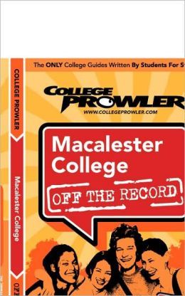 Macalester College, Minnesota (Off the Record)