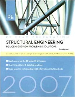 Structural Engineering: License Review Problems and Solutions