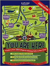 You Are Here 2008 Edition: A Guide to Over 380 Colleges and Unlimited Paths to Your Future