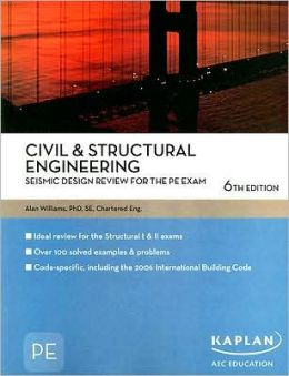 Civil & Structural Engineering Seismic Design Review for the PE Exam