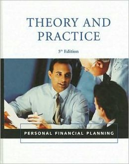 Personal Financial Planning Theory & Practice