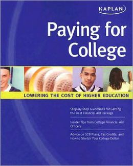 Paying for College: Lowering the Cost of Higher Education
