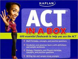 Kaplan ACT in a Box