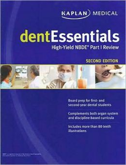 dentEssentials: High-Yield NBDE Part I Review