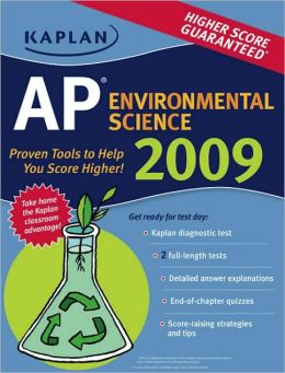 Kaplan AP Environmental Science 2009