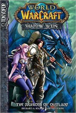 Warcraft: Shadow Wing, Volume 1: The Dragons of Outland