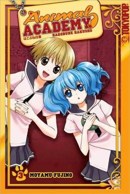 Animal Academy: Hakobune Hakusho, Volume 3