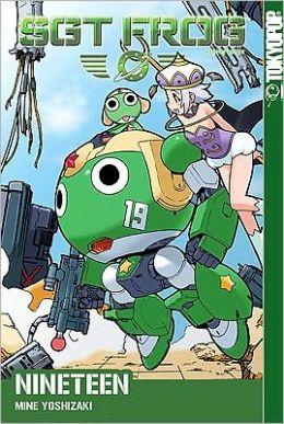 Sgt. Frog, Volume 19