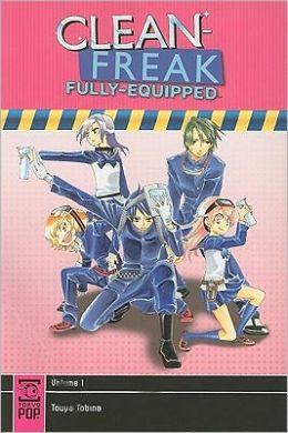 Clean-Freak Fully-Equipped (Keppeki Shonen Kanzen Soubi) Volume 1