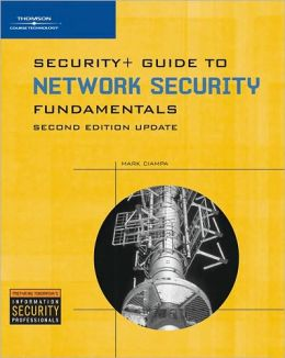 Security+, Update for Guide to Network Security Fundamentals