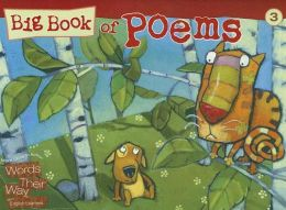 Words Their Way English Language Learner Big Book Of Poems Level 3 2009C