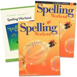 Modern Curriculum Press: Spelling Workout - Level D Homeschool Bundle