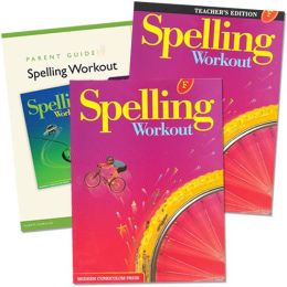 Modern Curriculum Press: Spelling Workout - Level F Homeschool Bundle