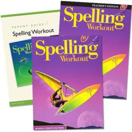 Modern Curriculum Press: Spelling Workout - Level H Homeschool Bundle