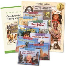 Core Knowledge History and Geography - 1st Grade Homeschool Bundle