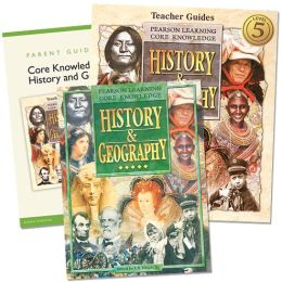 Core Knowledge History and Geography - 5th Grade Homeschool Bundle