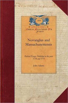 Novanglus and Massachusettensis