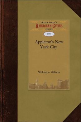 Appleton's New York city and Vicinity Guide