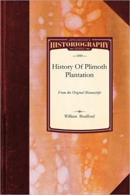 History Of Plimoth Plantation