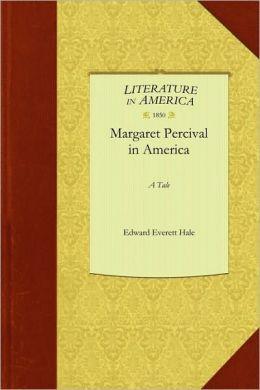 Margaret Percival in America