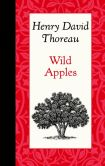 Book Cover Image. Title: Wild Apples, Author: Henry Thoreau