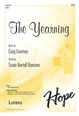 The Yearning: SATB