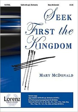Seek First the Kingdom