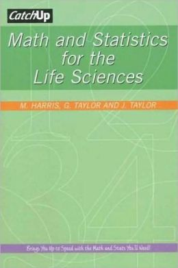 Math and Statistics for the Life Sciences