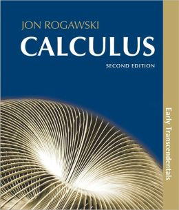 Calculus: Early Transcendentals