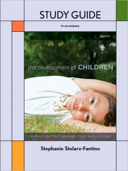 Development of Children Study Guide