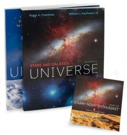 Universe:Stars and Galaxies, eBook, Star and Planet Locater, Universe Starry Night Enthusiast CD-ROM& Observing Projects unsing Starry Night Enthusiast