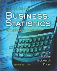 The Practice of Business Statistics (Cloth)
