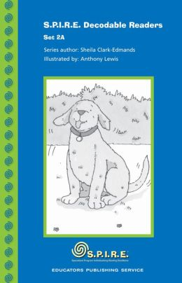 SPIRE Decodable Readers, Set 2A - 10 titles