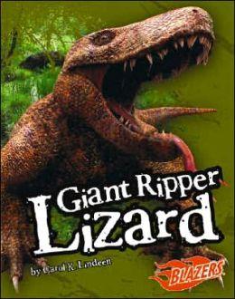 Giant Ripper Lizard