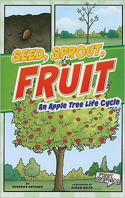 Seed, Sprout, Fruit: An Apple Tree Life Cycle