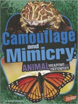 Camouflage and Mimicry: Animal Weapons and Defenses
