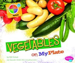 Vegetables on MyPlate